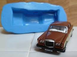 car cake toppers 3d bentley t2 saloon car silicone mould for cake toppers