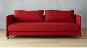 cb2 sofa bed sleeper sofa cb2