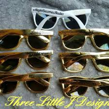 personalized sunglasses wedding favors shop destination wedding favors on wanelo
