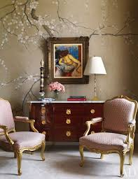 de gournay decor kitchens and interiors wallpaper pinterest