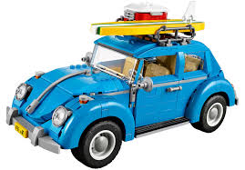 lego honda civic lego creator vw beetle 1 167 pieces with surfboard