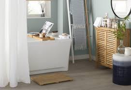 Teak Tub Caddy Rebrilliant Bamboo Bath Caddy U0026 Reviews Wayfair