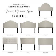 tufted headboard shapes 6001