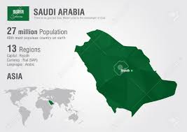 saudi arabia world map saudi arabia world map with a pixel texture for