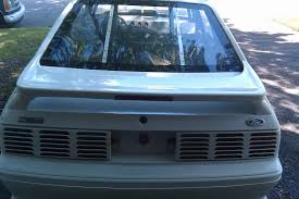 mustang lexan windows 87 mustang gt tubbed caged drag roller