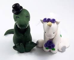 dinosaur wedding cake topper t rex cake topper unicorn wedding cake topper dinosaur cake