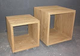 bout de canap bois canape resine tressee canapés et fauteuils