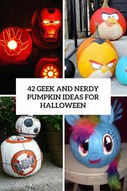geeky pumpkin carving ideas 42 geek and nerdy pumpkin ideas for halloween digsdigs