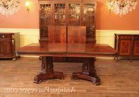 large oval mahogany double pedestal dining room table with mahogany dining room table large oval inlaid mahogany double