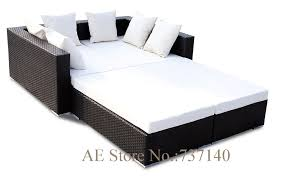 Outdoor Sofa Bed Rattan Sofa Bed Garden Furniture Garden Sofa Outdoor Furniture