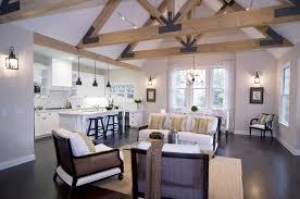 Vaulted Ceiling Open Floor Plans Open Floor House Plans With Vaulted Ceilings Wood Floors