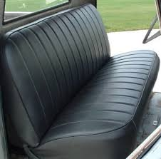 Vintage Ford Truck Seat Covers - custom truck bench upholstery 1953 1954 1955 1956 ford f100