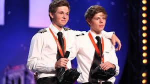 Les frères Chaix finale de l'incroyable Talent 2011