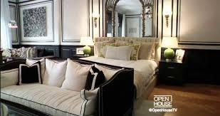 aviva drescher home decor upper west side townhouse master bedroom