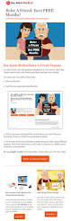 Email Blast Template Free by 11 Email Blast Examples That Rock Friendbuy
