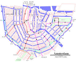 netherlands metro map pdf city map perry castañeda map collection ut library