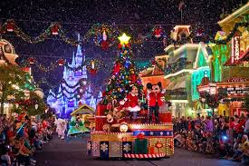 the most magical place on earth disney christmas house of