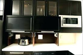 kitchen cabinet appliance garage garage corner cabinet womenforwik org