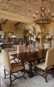 Tuscan Style Kitchen Tables by 201 Best Tuscan Dining Room Ideas Images On Pinterest Formal
