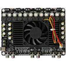 top amplifiers for home theater sure electronics aa ab34181 6x100w tda7498 class d amplifier board