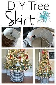christmas tree skirt alternatives part 21 diy tree skirt