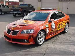 2008 pontiac g8 rolex pace car 98063