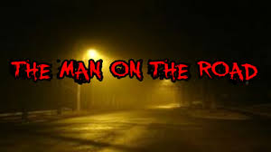 the man on the road original halloween poem inspired by mr