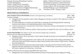 Demand Planner Resume Sample by Contracts Manager Resume Sample Reentrycorps