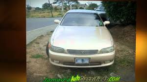 toyota old cars used cars in jamaica toyota mark 2 youtube