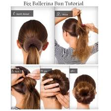 donut bun hair bump styling picture more detailed picture about furling 3pcs