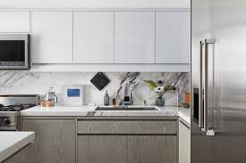 custom kitchen cabinets nyc this nyc kitchen renovation was designed to resemble an