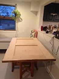 Hairpin Leg Dining Table Diy Hairpin Leg Dining Table U2013 Plaster U0026 Disaster