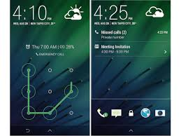 lock screen apk htc s lock screen app from play store details