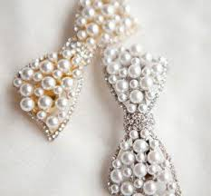 pearl hair accessories fashion sweet pearl hair bridal rhinestone hair