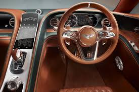 bentley suv 2015 interior bentley u0027s exp 10 speed 6 concept marries old world charm with