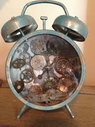 15 altered vintage alarm clocks for some crafty diy inspiration