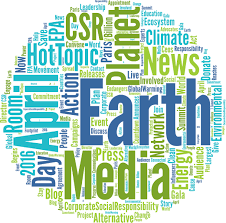 earth day related news releases and story ideas for reporters