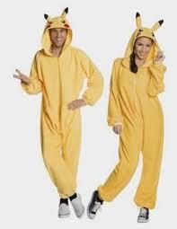 Pokeman Pikachu Hoodie Dress Child Costume Exclusively Spirit