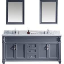 72 In Bathroom Vanity Double Sink by 72 Inch Vanities You U0027ll Love Wayfair