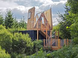 8 Incredible Treehouses You Can Actually Stay In  Treehouse Holidays UK