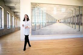 welcome to building 6 mass moca u0027s 130k square foot expansion
