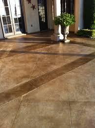 concrete staining orange county restoracrete