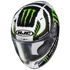 monster helmet motocross hjc rpha 11 pro monster helmet full face motorcycle helmets