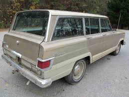 classic jeep wagoneer for sale 1968 jeep wagoneer for sale classiccars com cc 1048313
