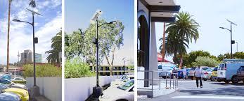 commercial solar lighting for parking lots soltekrenewables com solar street lights solar powered street