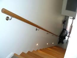 handrails for stairs deck handrail code wooden interior nz