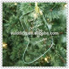 flat clear acrylic ornaments flat clear acrylic ornaments