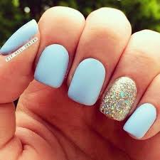 awesome light blue nail designs ideas nail design