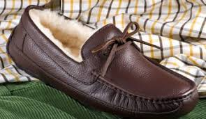Leather Bedroom Slippers Best Slippers For Men To Use Home