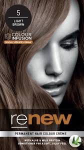 Hair Color Light Brown Your Perfect Shade Hair Colour Products Renew Hair Colour